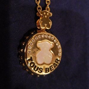 Jewelry - TOUS BEAR INSPIRED NECKLACE